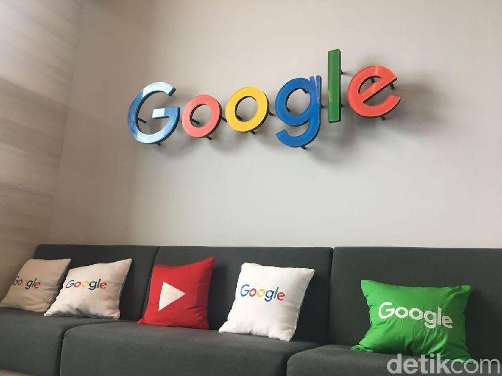 Mengintip Kantor Baru Google di Jakarta