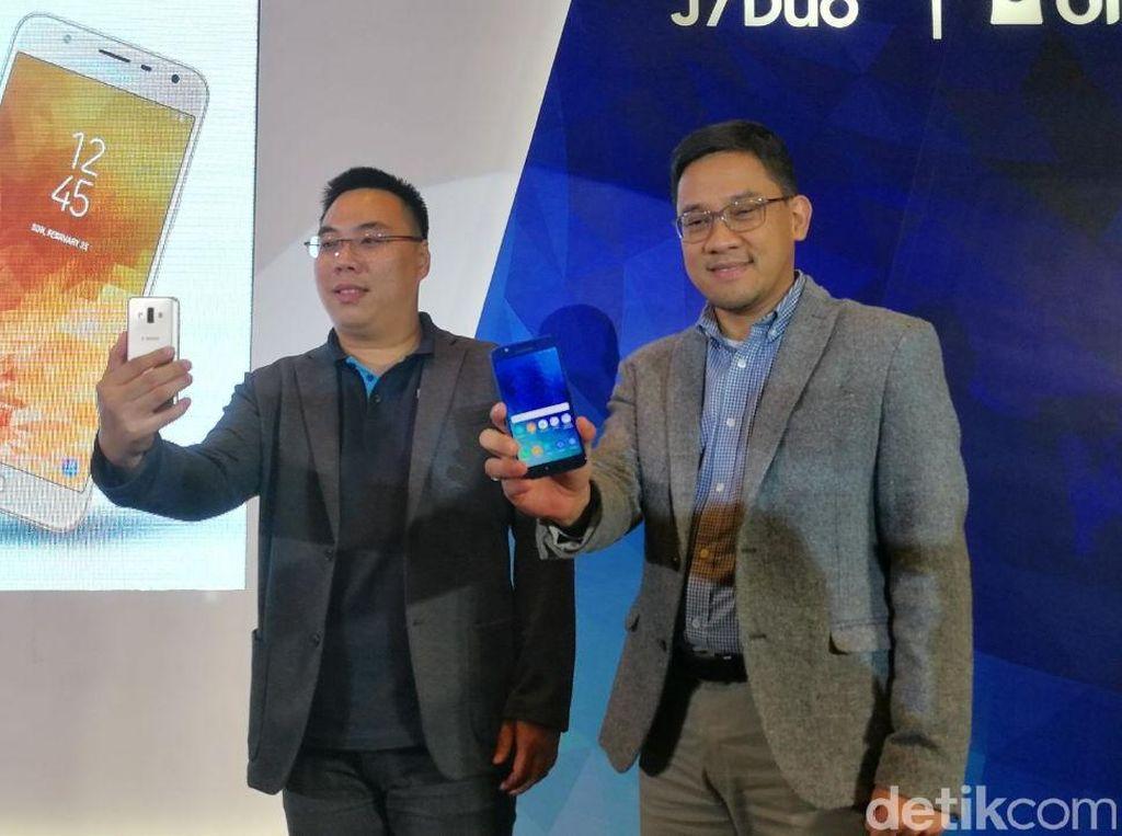 Melongok Galaxy J7 Duo yang Mengincar Milenial