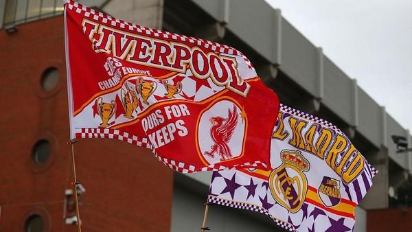 Liverpool yang Berapi-api Diyakini Bisa Atasi Pengalaman Real Madrid