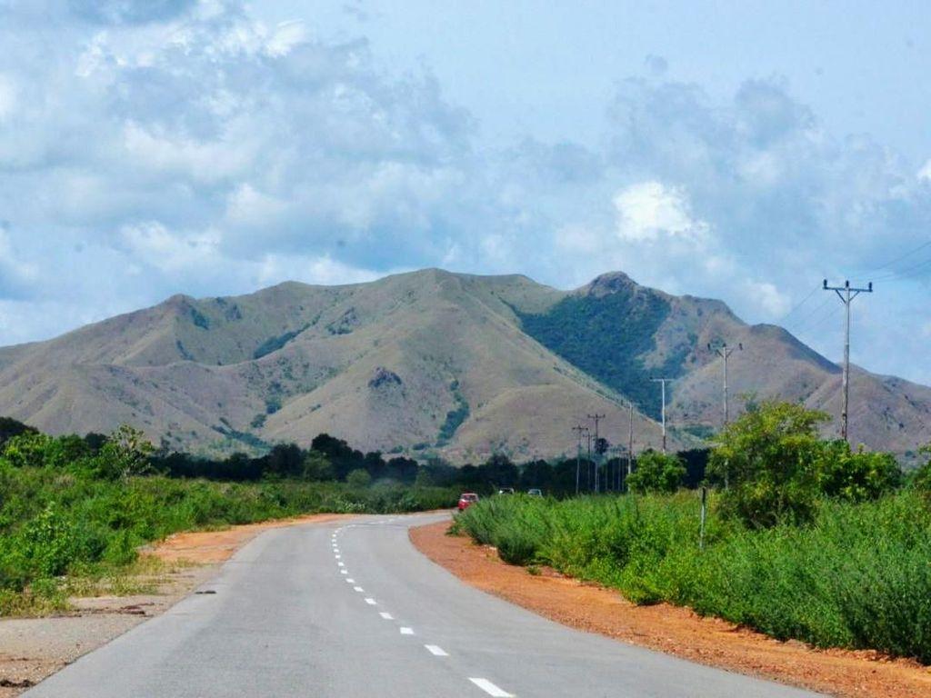 Meliuk di Antara Hutan, 9 Jalan Pulau Terdepan di Maluku Mulus