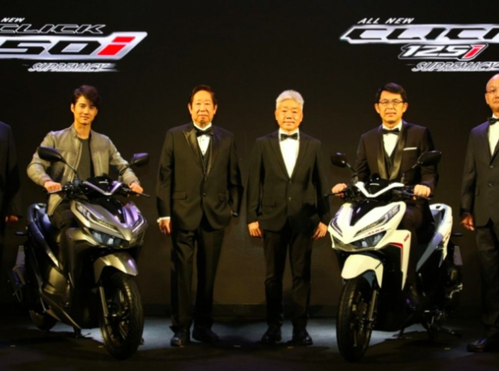 Honda Vario 150 Terbaru di Thailand Dijual Rp 26,5 juta