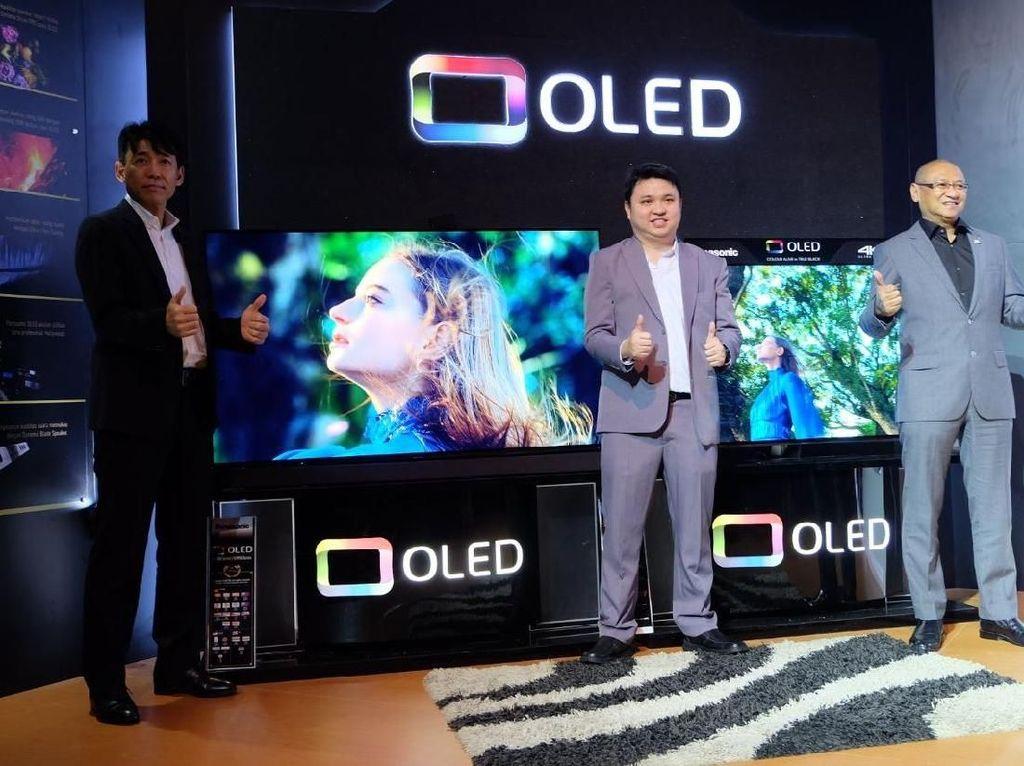 Panasonic Luncurkan Dua Jagoan TV OLED Terbaru di Indonesia