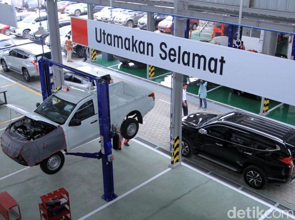 Mudik Dilarang, Pemilik Mobil pun Segan Servis Kendaraan di Bengkel Resmi