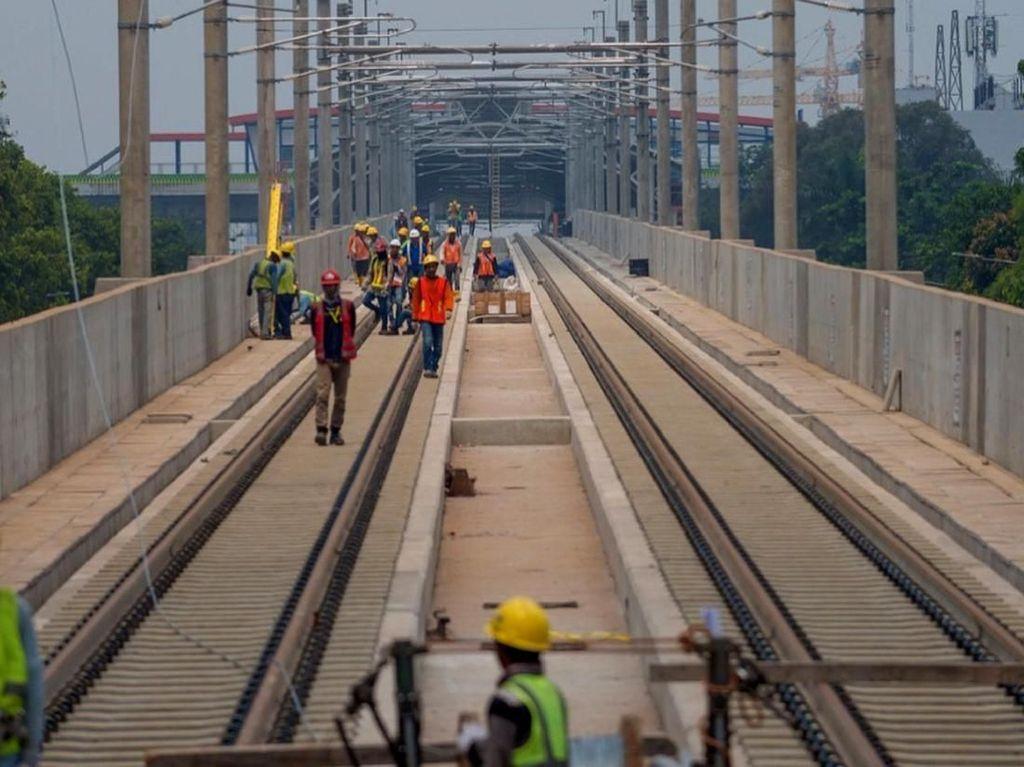 Tahun 2025, Panjang Jalur MRT Jakarta Ditarget 56 Km
