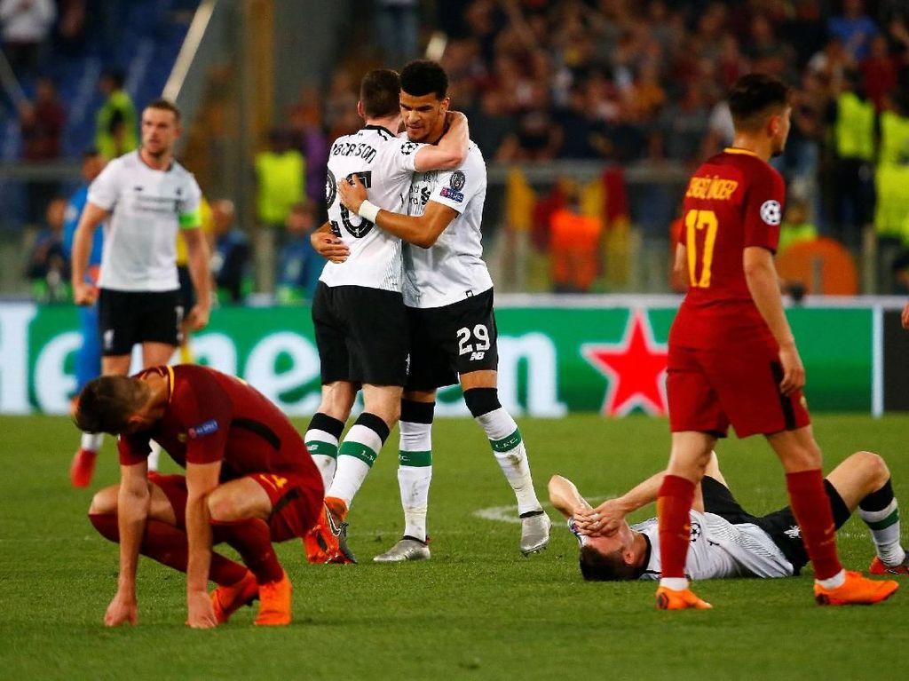 Meme-meme AS Roma vs Liverpool: Real Madrid pun Ikut Kena Sindir