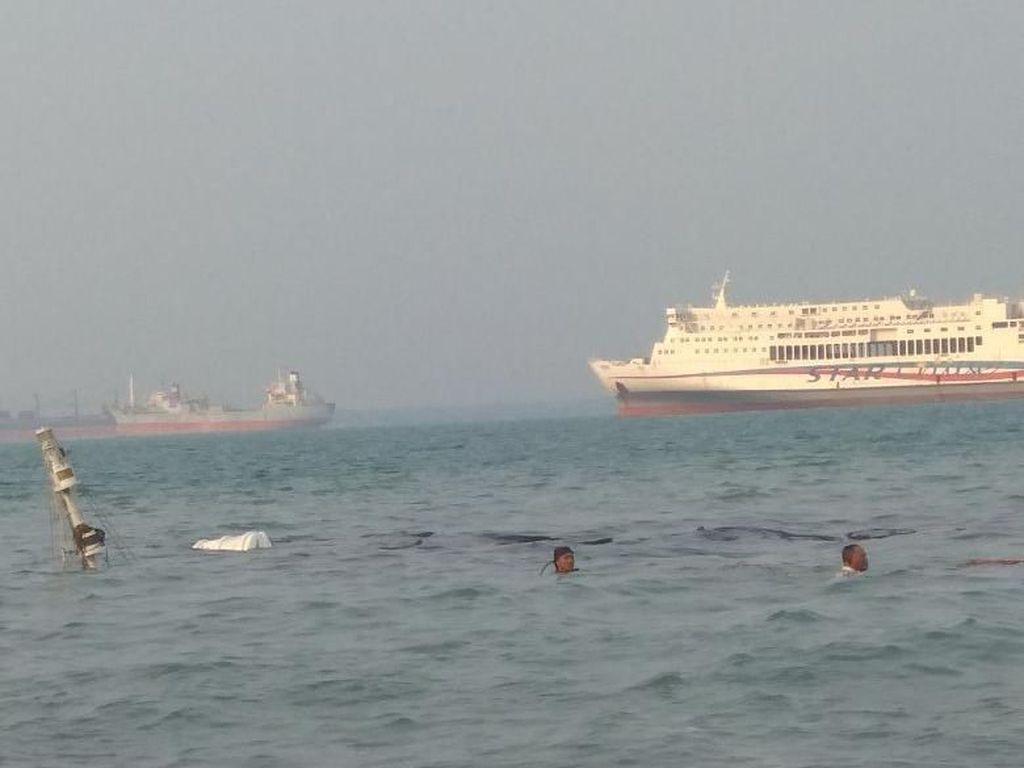 Kapal Tunda Tenggelam di Perairan Banten, 1 Orang Hilang