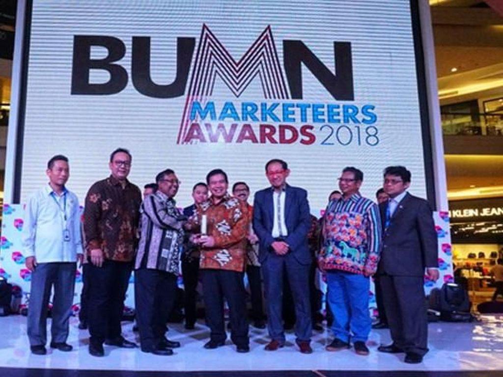 Pertamina Lubricants Raih 3 Penghargaan di BUMN Marketeers Award