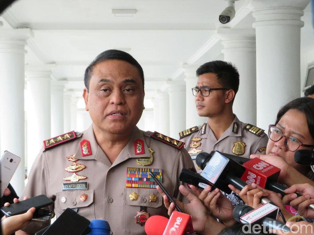 Kasus Habib Rizieq Disetop, Wakapolri: Wewenang Penyidik