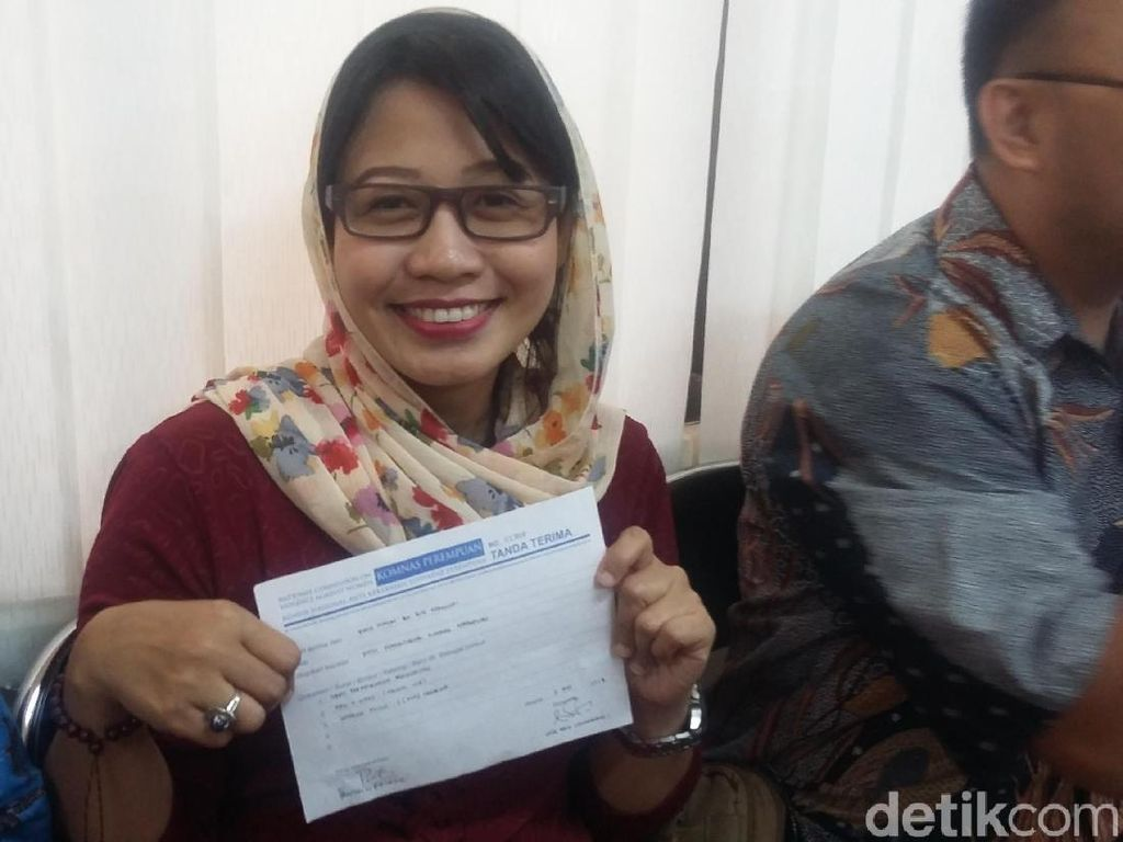 Diintimidasi saat CFD, Susi Ferawati Ngadu ke Komnas Perempuan