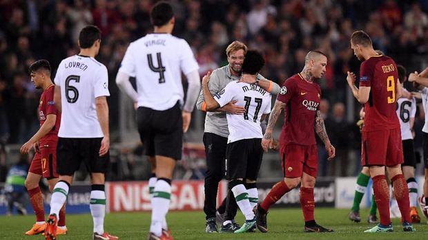Tim asuhan Juergen Klopp diklaim lebih bagus dibanding tim Liverpool saat juara Liga Champions 2005.