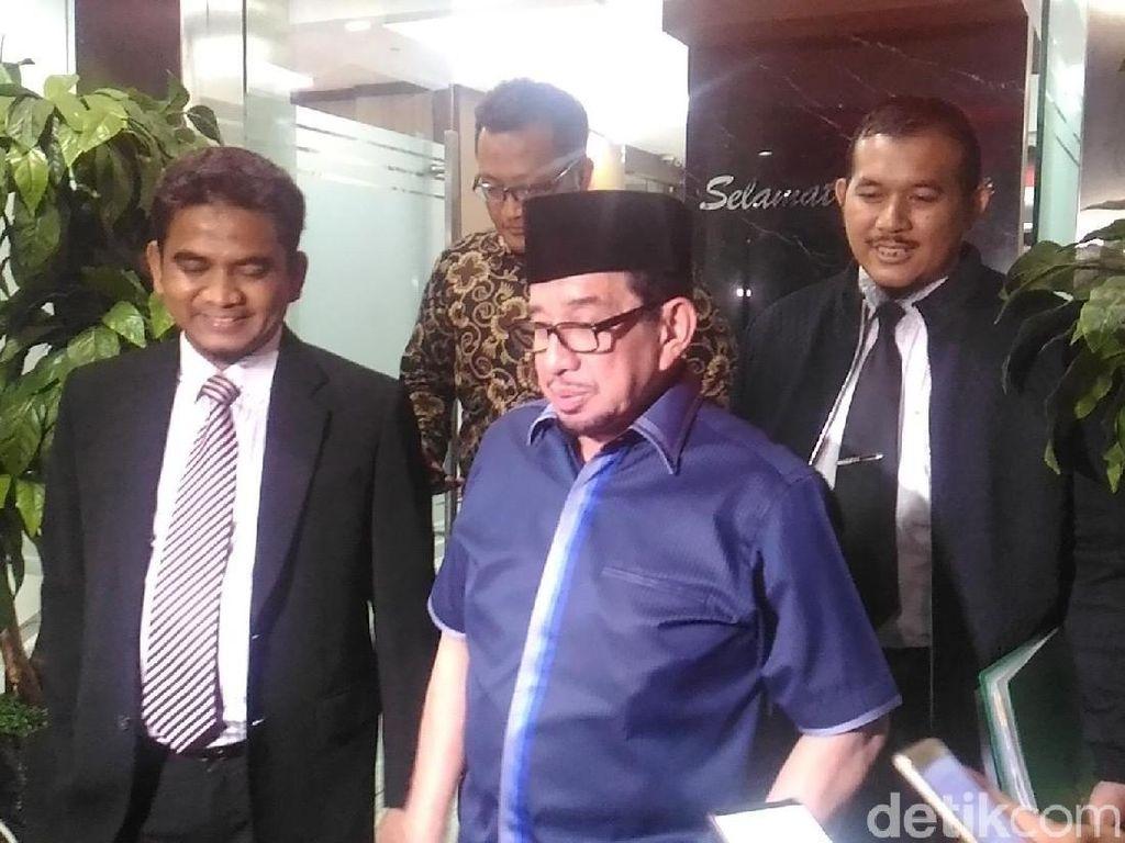 Kala Ketua Majelis Syuro PKS Turun Gunung Hadapi Fahri