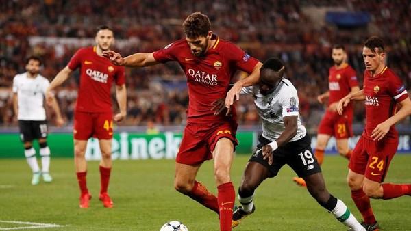 Fazio: Roma Seharusnya Dapat Dua Penalti