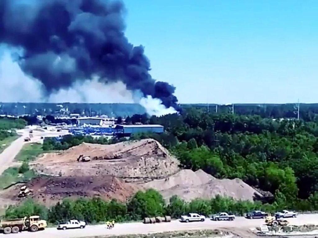 9 Orang Tewas Akibat Kecelakaan Pesawat di Georgia