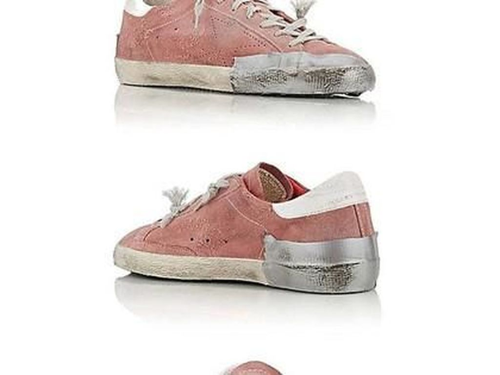 Dari Celana Sampai Sepatu Rusak Dijual Jutaan Rupiah, Mau Beli?