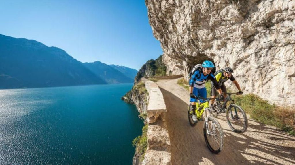 Foto: Calon Jalur Sepeda Paling Cantik di Eropa