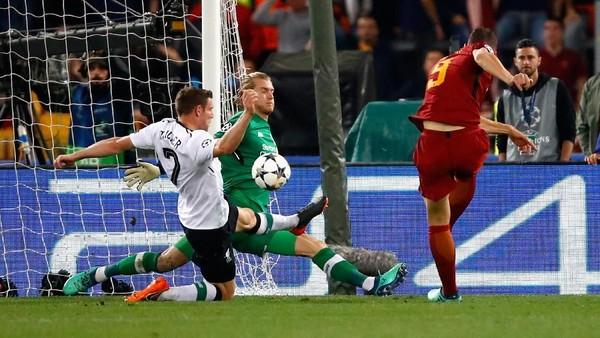 Dikalahkan Roma 2-4, Liverpool Tetap Maju ke Final