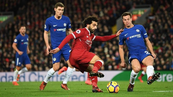 Duel Chelsea vs Liverpool di Tengah Perburuan Tiket Liga Champions