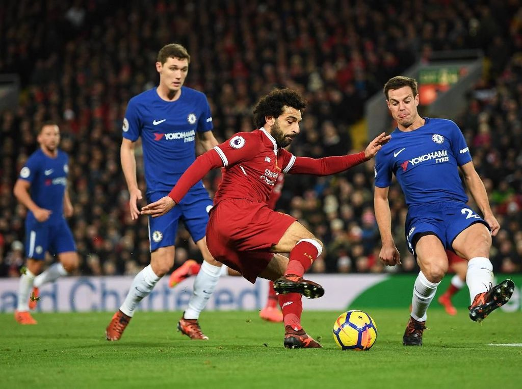 Liverpool Fokus Chelsea Dulu, Madrid Kemudian
