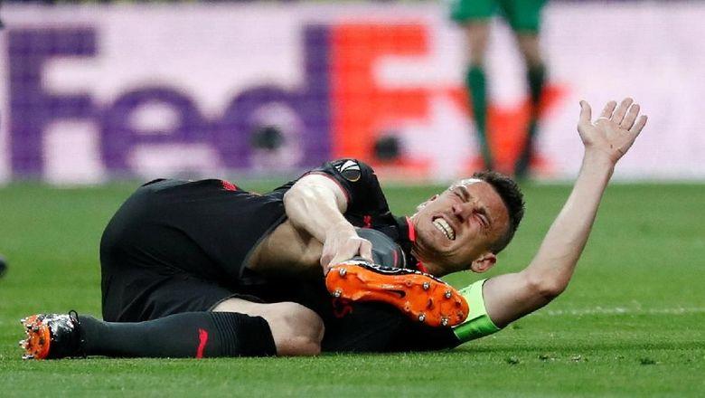 Cedera Achilles Koscielny posibilitas Besar Absen Di Piala Dunia 2018