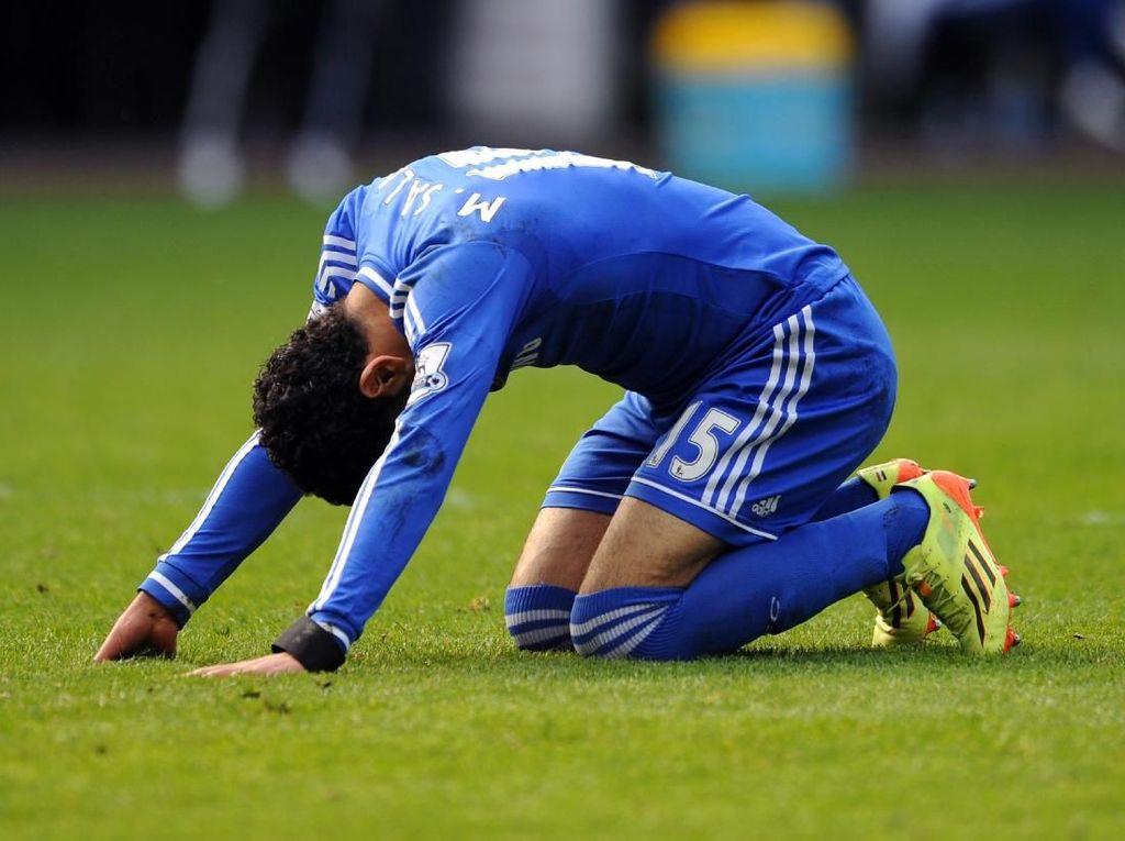 Cerita Mohamed Salah Dicampakkan Chelsea