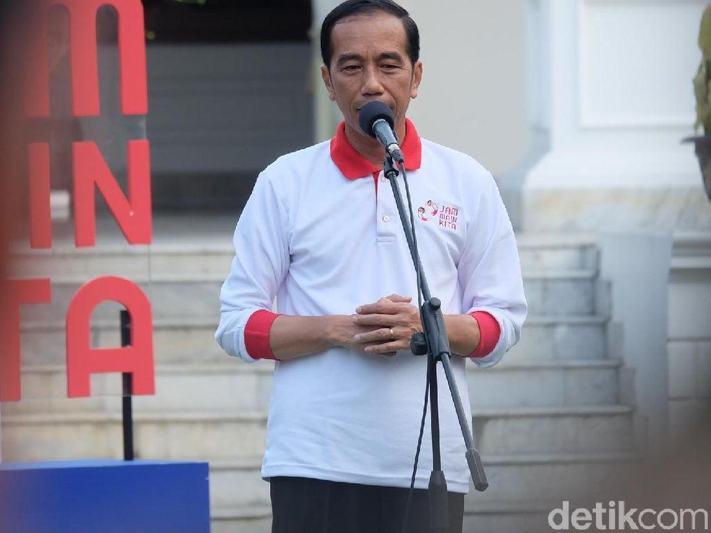 Jokowi Diminta Terus Cari Dukungan Negara Lain Soal Yerusalem