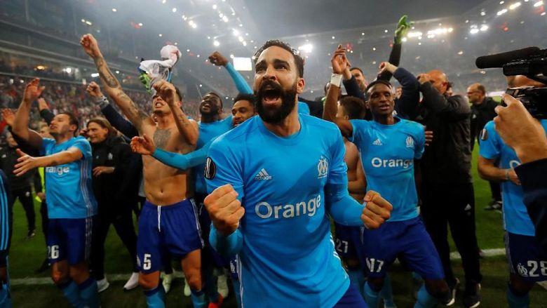 Marseille Ke Final Liga Europa sehabis Jalani Pertandingan 120 Menit
