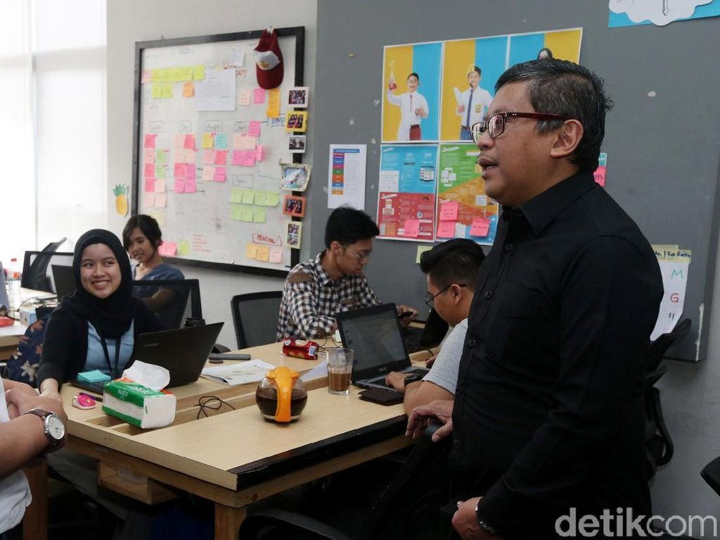 PDIP Dorong Pemanfaatan Teknologi untuk Pemerataan Pendidikan