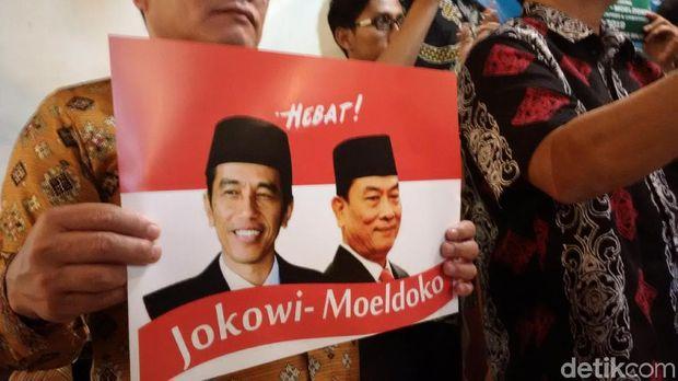 Deklarasi Jokowi-Moeldoko Main-main atau Serius?