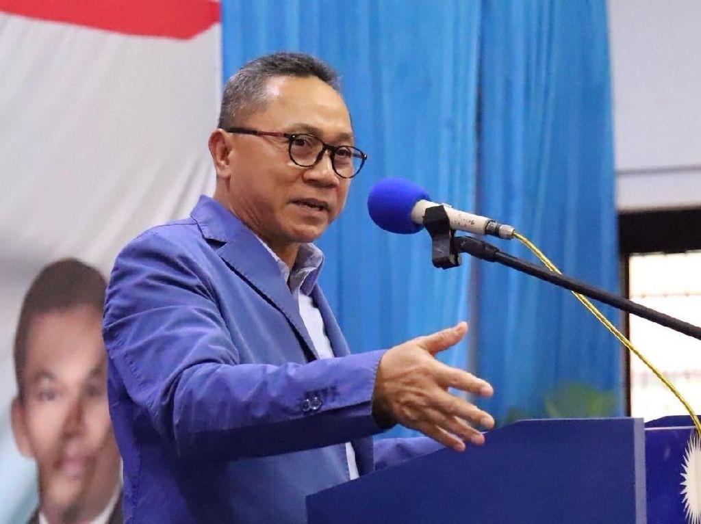Ketua MPR: Vonis Pembubaran HTI Jadi Contoh untuk Ormas Lain