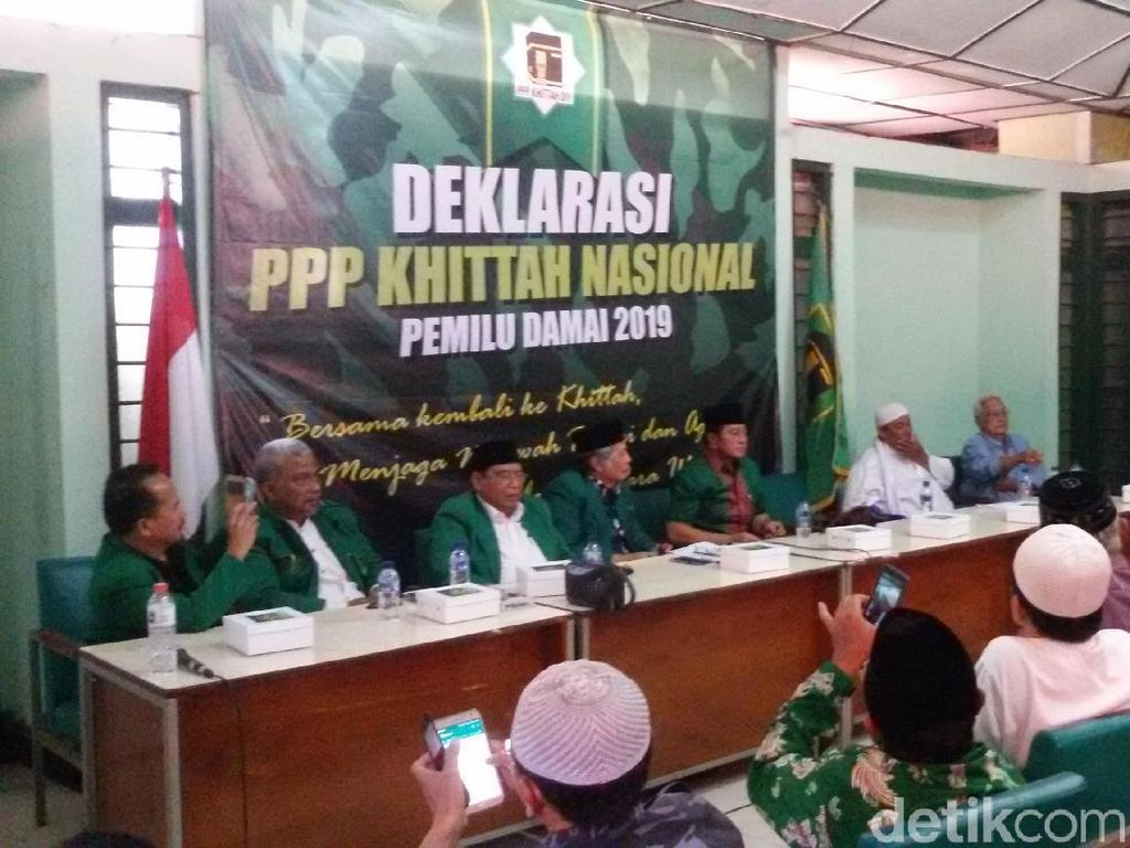 PPP Khittah Nasional Dukung Prabowo, Rommy: Tak Signifikan