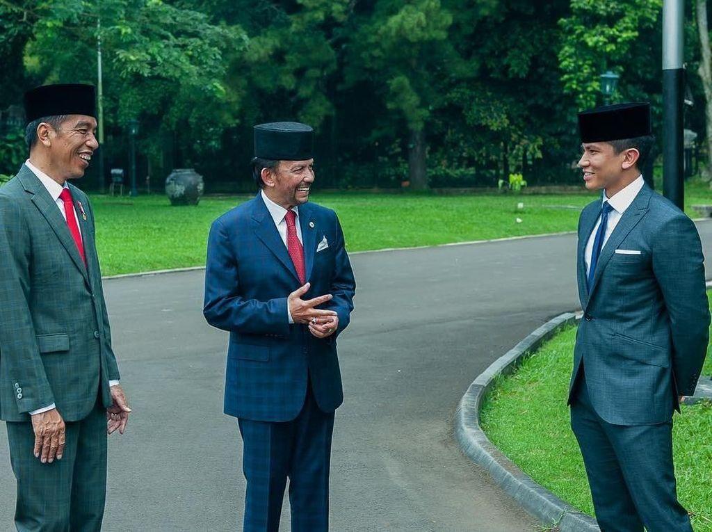 Video Pangeran Tampan Brunei yang Bikin Gagal Fokus