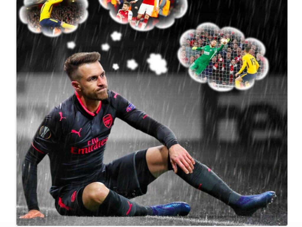 Meme-meme Kejam Soal Kekalahan Arsenal