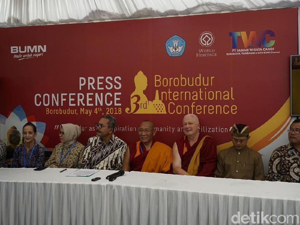 Dari Borobudur Suarakan Misi Perdamaian Dunia