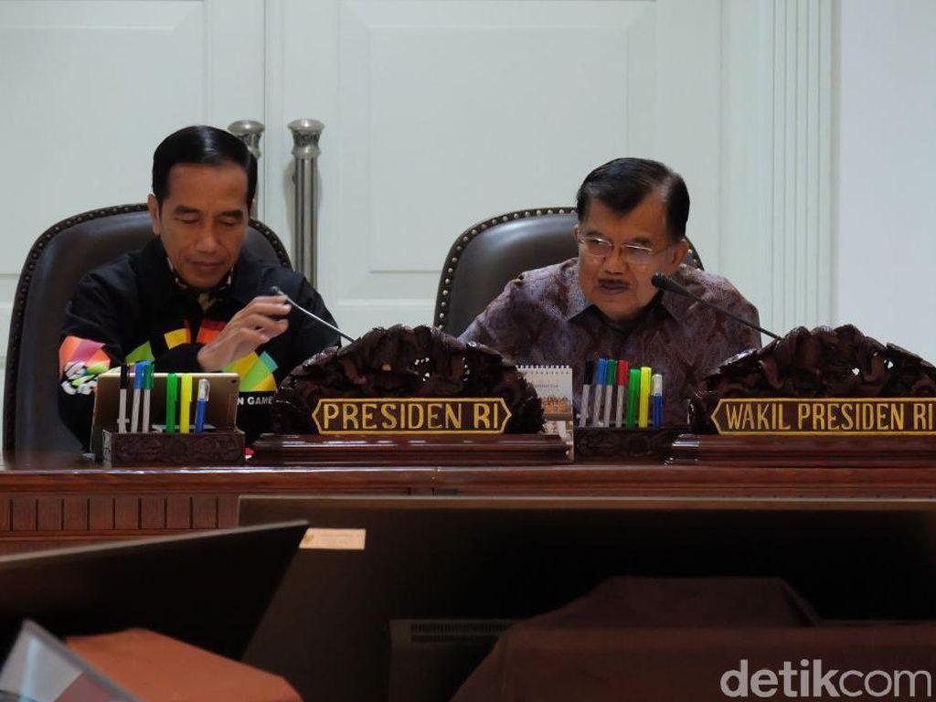 Gugatan JK Maju Cawapres Lagi Ditolak MK, Hanura: Sayang Banget!
