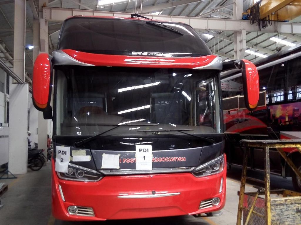 Ekspor ke Bangladesh, Laksana Siapkan 4 Unit Bus Prototipe
