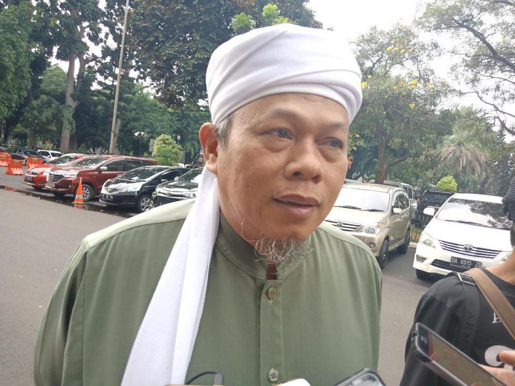Al-Khaththath: SP3 Kasus Rizieq Hasil Pertemuan PA 212-Jokowi