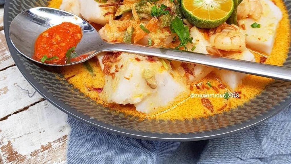 10 Ketupat Sayur Enak Jadi Pilihan Sarapan Netizen