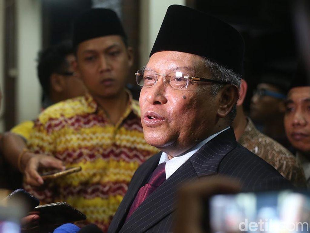 Said Aqil: Kepala BPIP Sementara Diisi Hariyono