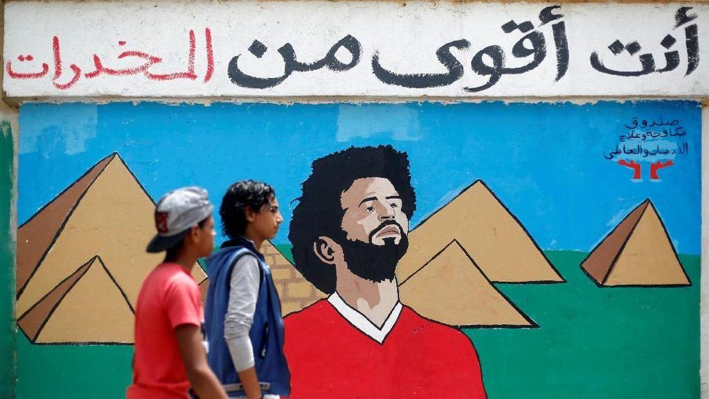 Mesir Memuja Dewa Salah