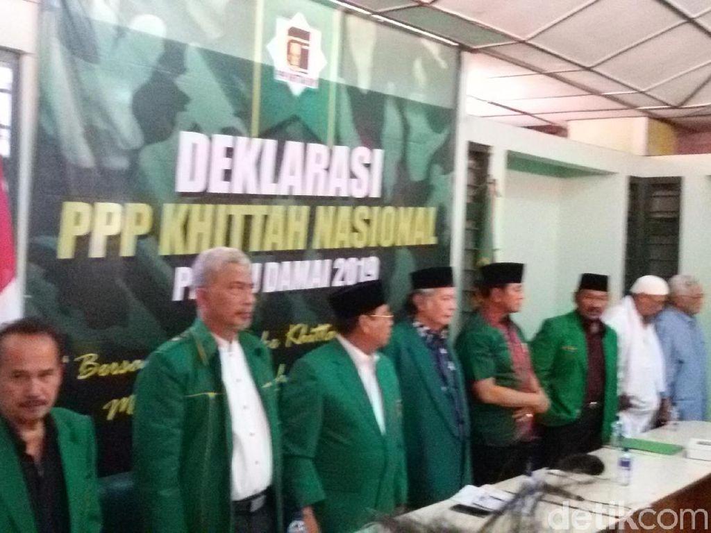 Sejumlah Kader di Yogya Deklarasi PPP Khittah