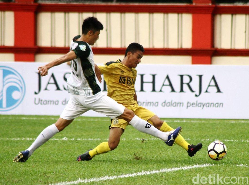 Hasil yang Diharapkan Tambah Kepercayaan Diri Bhayangkara FC
