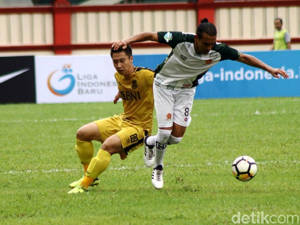 Bhayangkara FC Kalahkan PS Tira