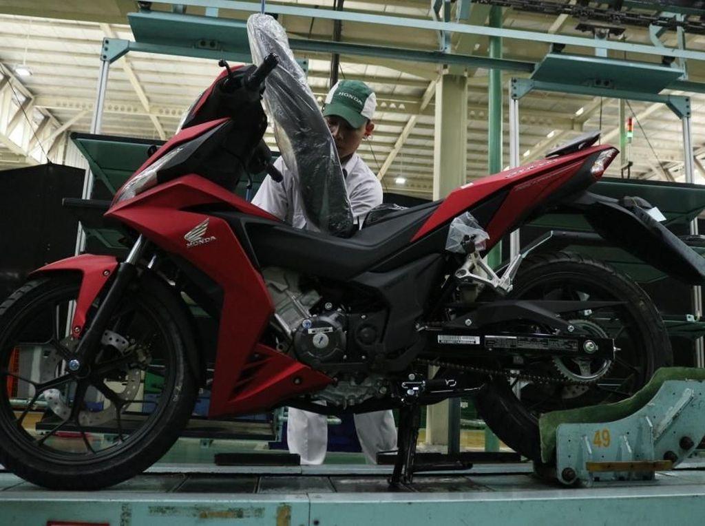 Keren Tidak Tampang Terbaru Honda Supra GTR150