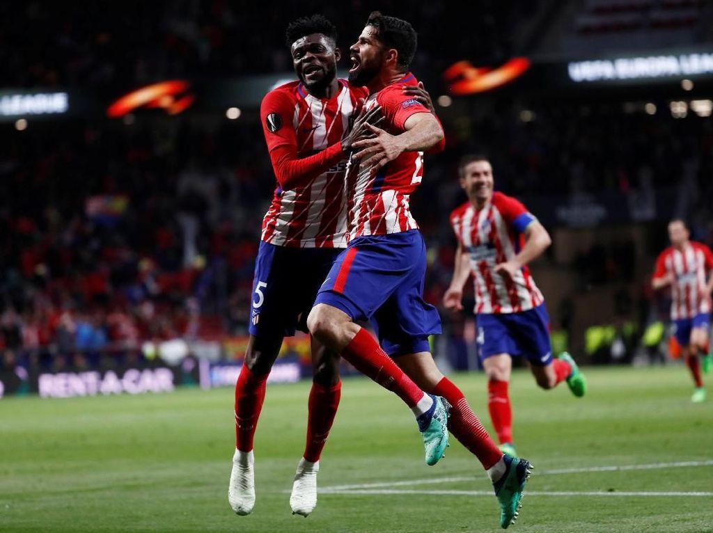 Rumah Judi Menjagokan Atletico Juara Liga Europa 2017/2018