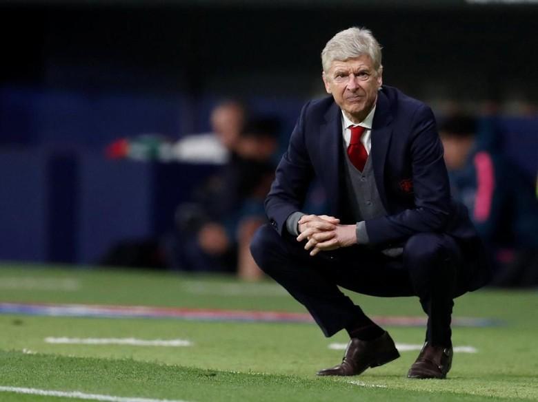 Perpisahan Tanpa Trofi, Wenger: Cinta Memang Tak Selalu Berakhir Indah