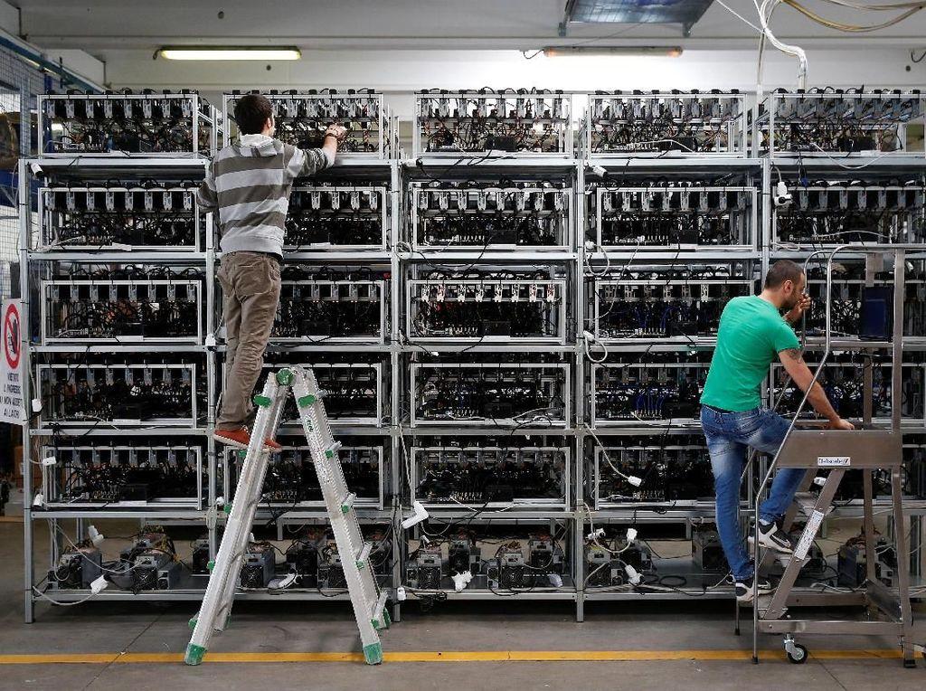 Turun Hampir 3%, Harga Bitcoin Pagi Ini Rp 829 Juta