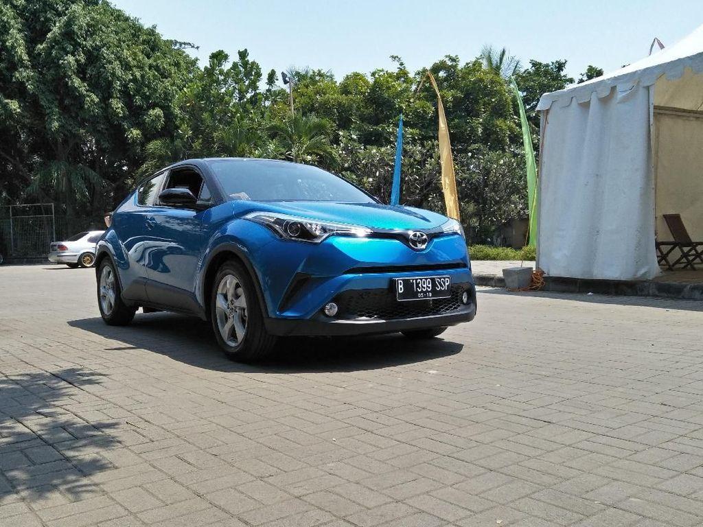 SUV Futuristik Jepang Rasa Eropa