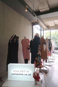 Kolaborasi dengan Cotton Ink, Mel Ahyar Rilis Baju Idulfitri Harga Terjangkau