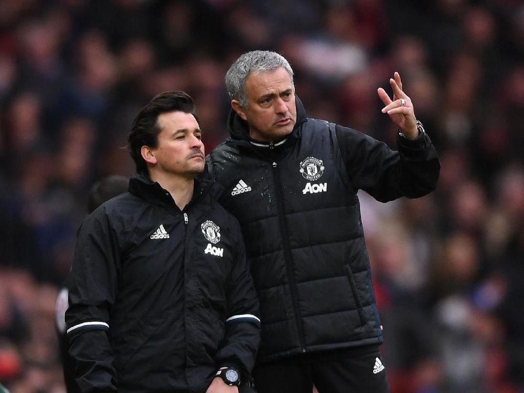 Mourinho Beri Bocoran soal Sosok Asisten Manajer Baru di MU