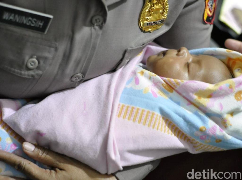 Aksi Nekat Ibu di Sukabumi: Curi Celana Lalu Jaminkan Bayinya